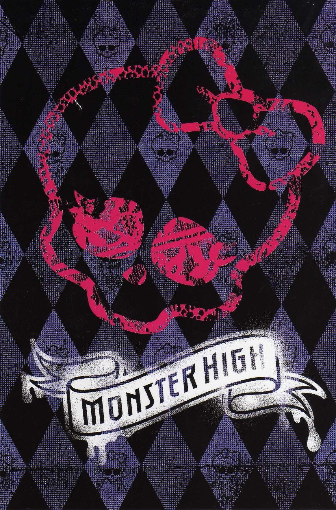 Mh Iphone Wallpaper Monster High Monster High Art Monster
