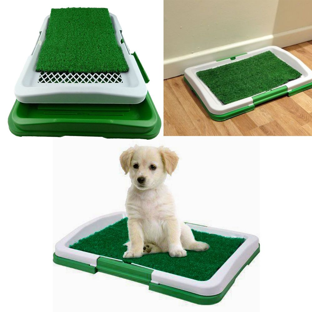 Dog Puppy Pet Toilet Trainer Absorbent Mat Potty Patch Pads House Litter Tray Potty Training Puppy Dog Potty Puppy Pads Training