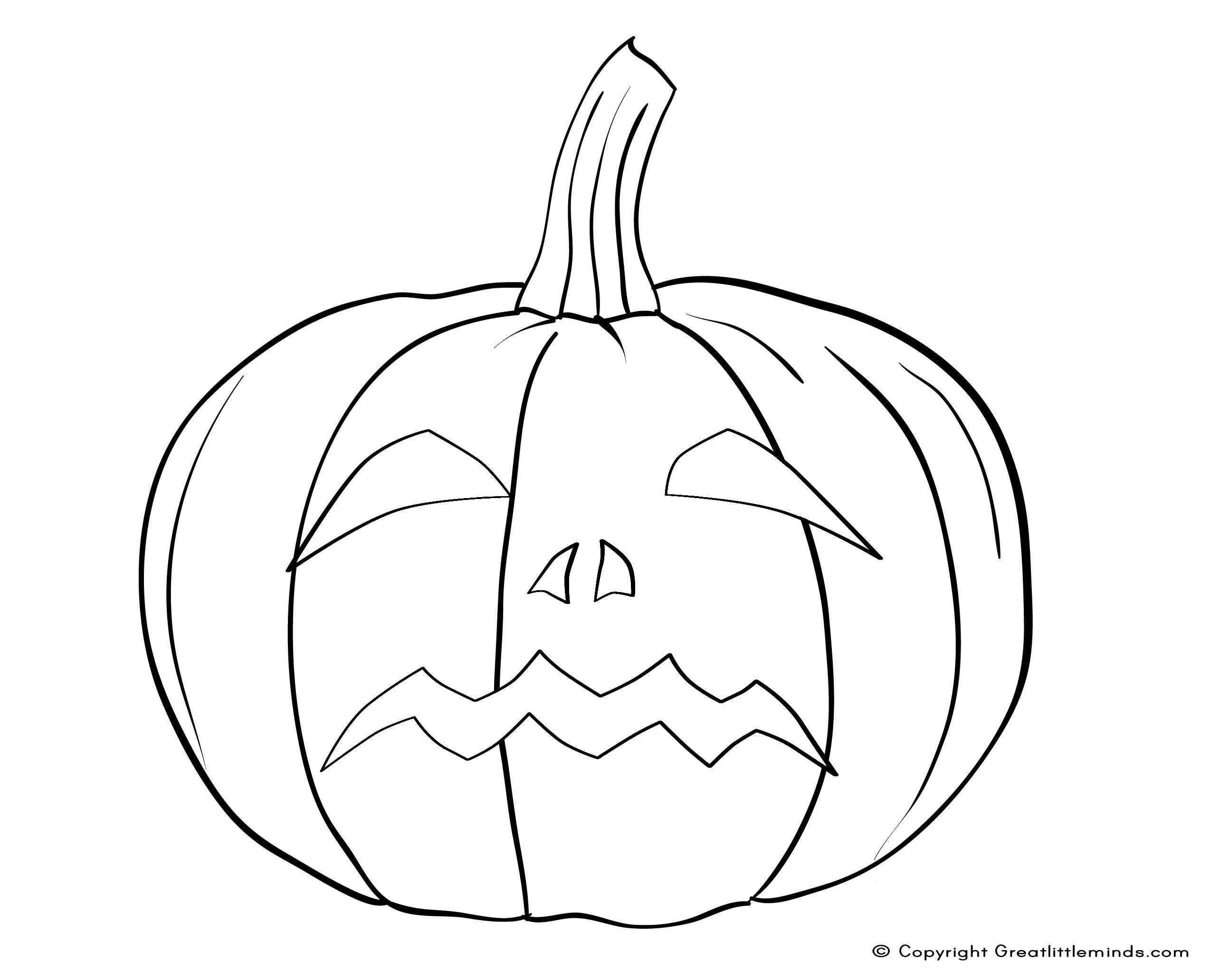 Jack O Lantern Coloring Pages Luxury Halloween Coloring Pages Jack