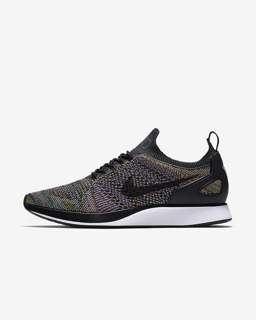 Buty Nike Air Zoom Mariah Flyknit Racer (918264011) Szare