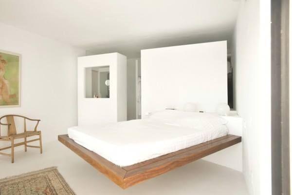 Zwevend bed zweven float pinterest schlafzimmer ideen
