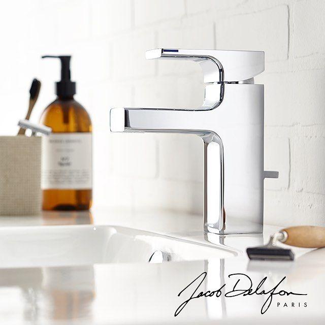 Le robinet STRAYT de Jacob Delafon