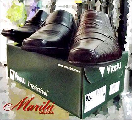 Casa Marilu Calçados Rua Governador Pedro de Toledo, 1243 Centro - Piracicaba - S.P. Fone: (19) 3422-8089  Há 50 anos oferecendo qualidade e conforto em calçados e acessórios em Piracicaba!