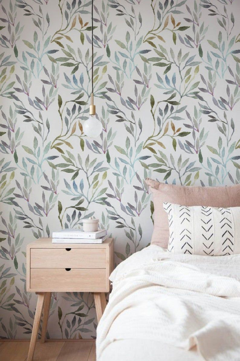Removable Wallpaper Peel And Stick Self Adhesive Wallpaper Etsy In 2020 Removable Wallpaper Master Bedroom Wallpaper Self Adhesive Wallpaper