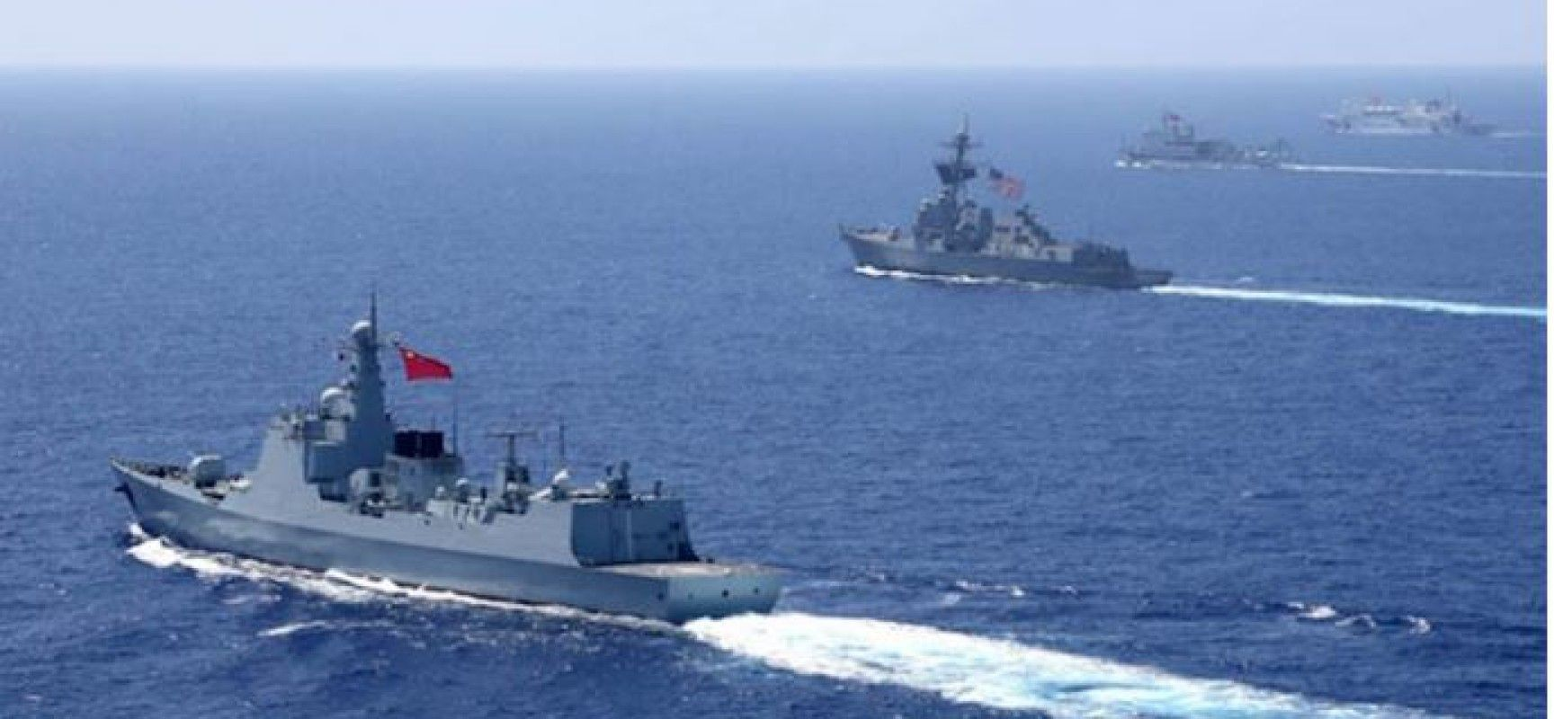 Chine-USA : menace d'une intervention militaire