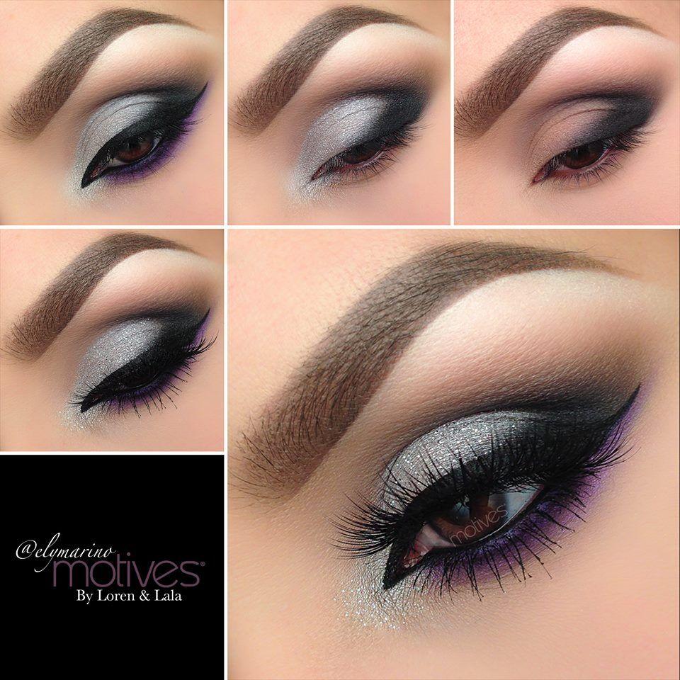 Onyx Cappuccino Platinum Fantasy Little Black Dress Gel Eyeliner Celebrate Glitter Pot Motives Cosmetics Makeup For Green Eyes Eye Makeup [ 960 x 960 Pixel ]
