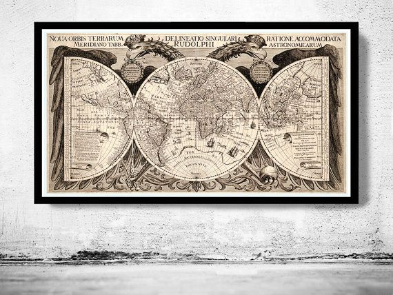 Old world map antique atlas 1630 by oldcityprints on etsy old old world map antique atlas 1630 by oldcityprints on etsy gumiabroncs Image collections