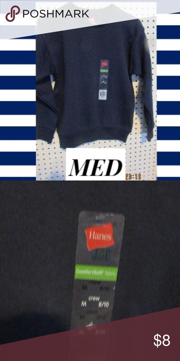 Hanes Unisex Sweatshirt Nwt In 2019 My Posh Closet Closet