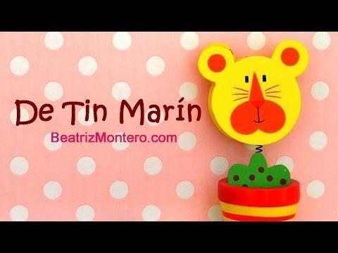 De Tin Marín de do pingüé - Canciones infantiles - Retahílas  Preescolar