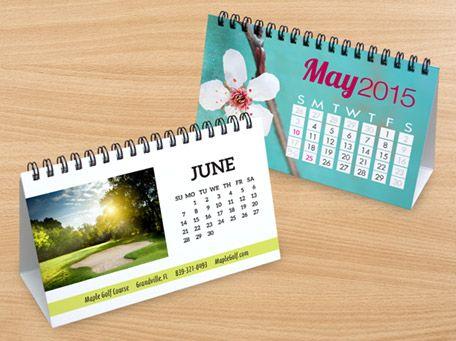 Custom Desk Calendar Printing Print Calendar Desk Calendars Custom Desk