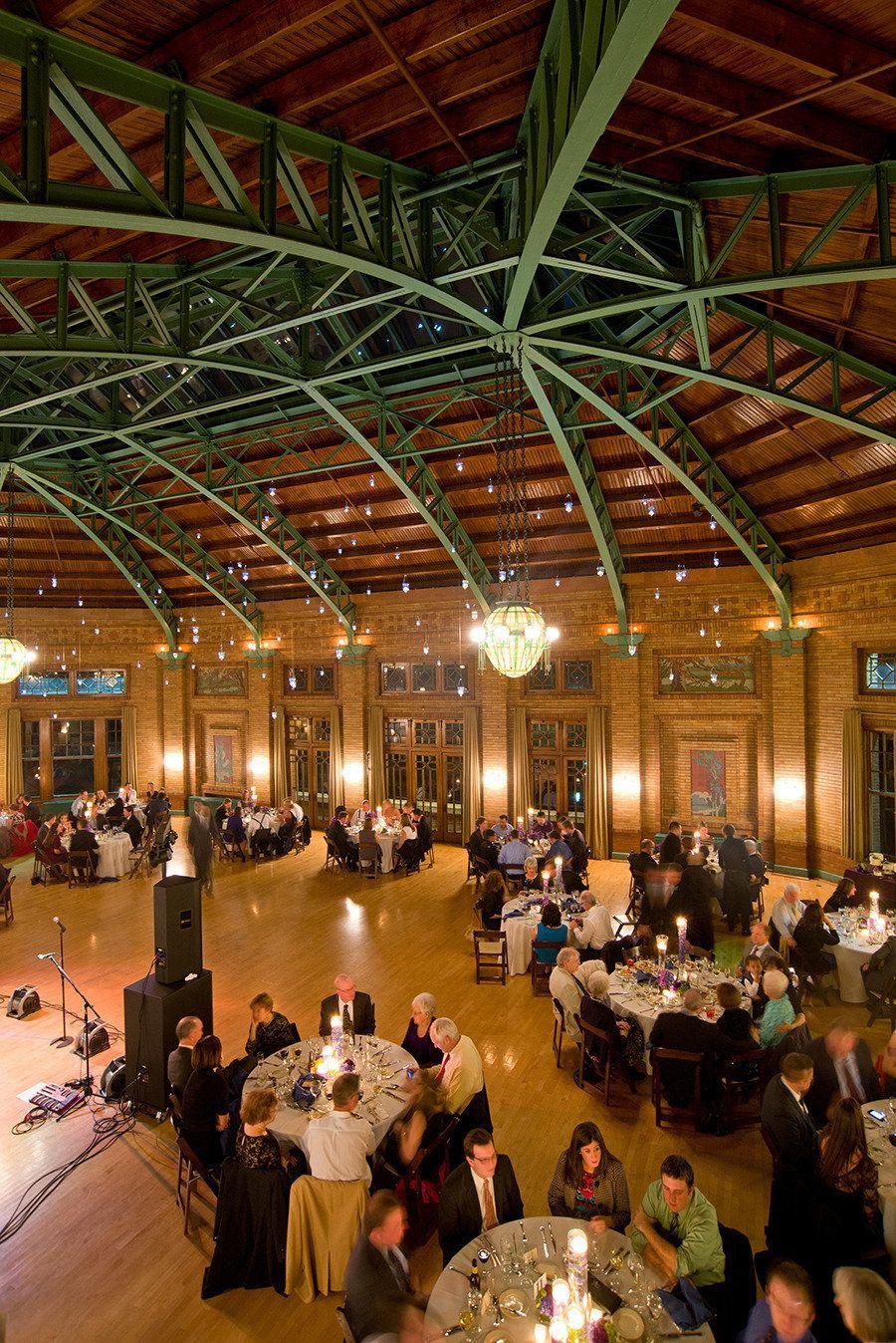 Chicago Cafe Brauer Wedding from Gerber + Scarpelli