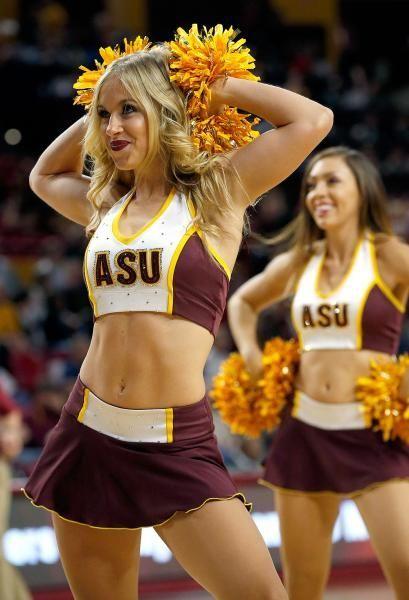 Image result for arizona state cheerleaders