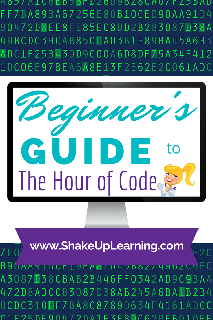 The Beginner's Guide to the Hour of Code Coding for kids