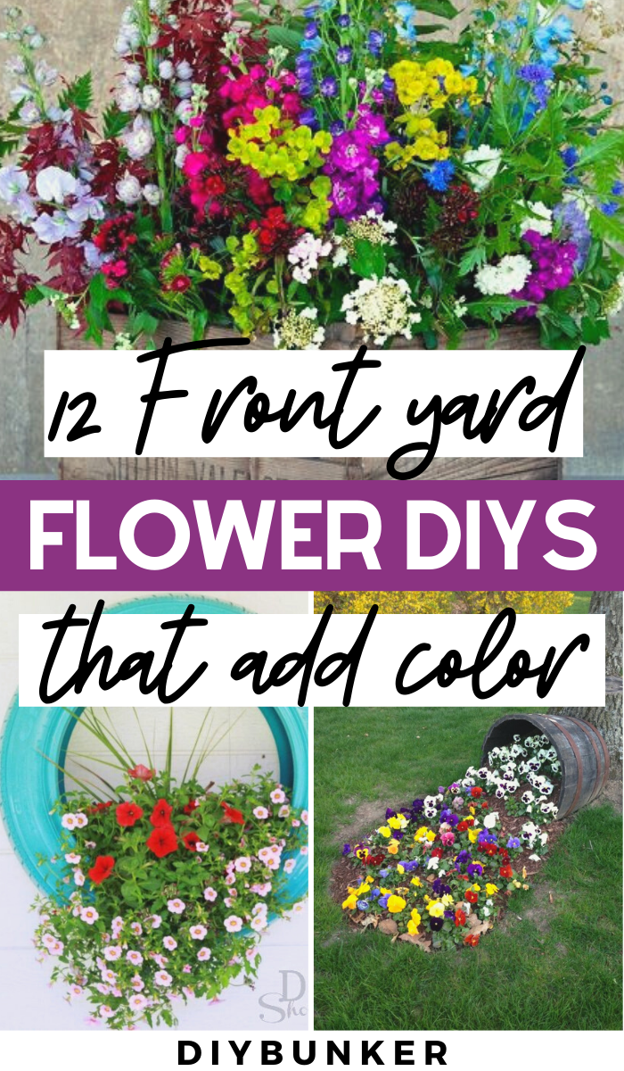 Photo of 12 Flower Bed Designs for Your Front Yard