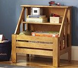 Kendall Storage Console Pottery Barn Kids Kid Beds