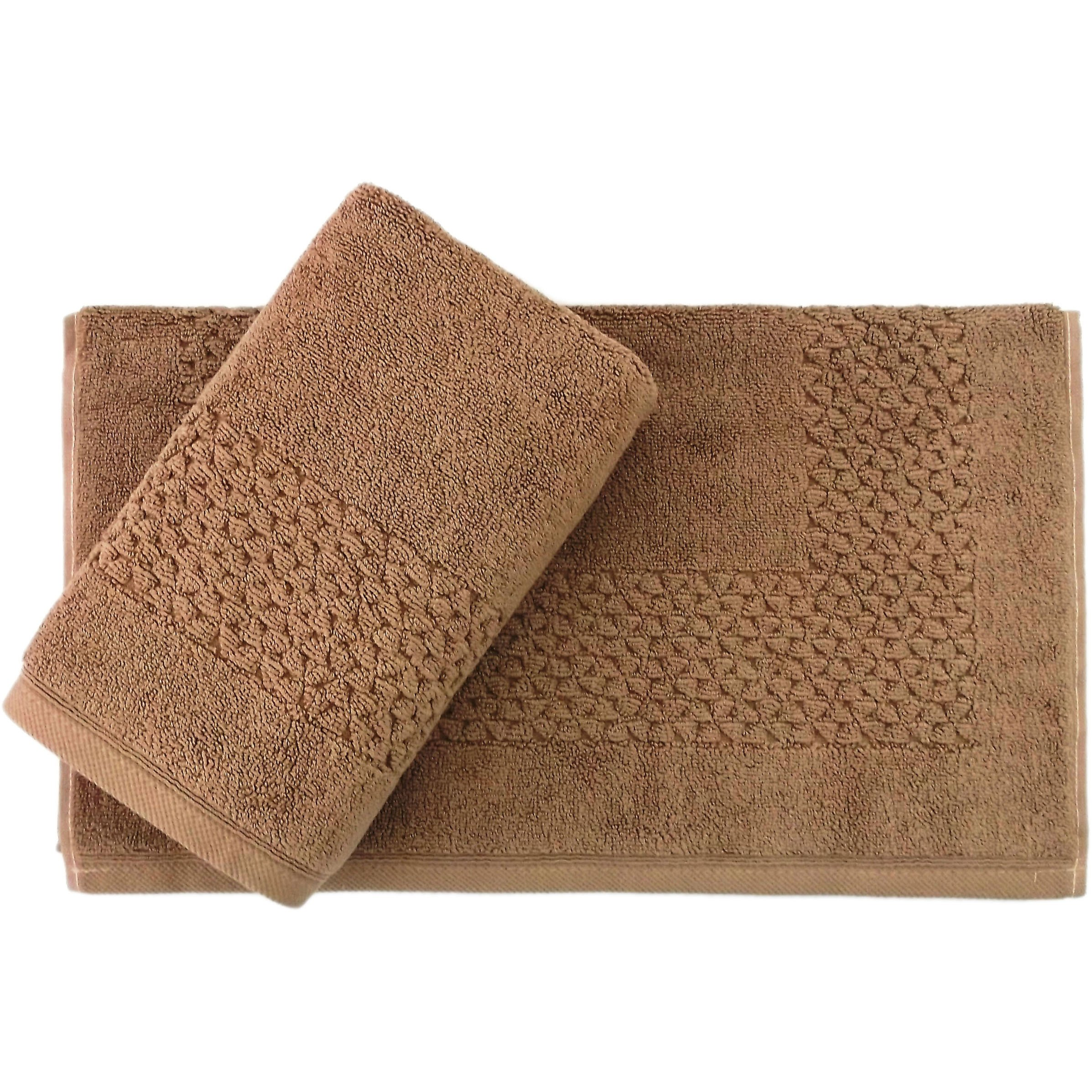 Classic Turkish Towel Hardwick 900 Gsm 20 X 30 Bath Mat Set Of 2