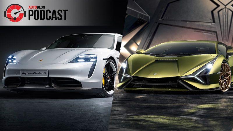 Podcast 594 Porsche Taycan Lamborghini Sian And Wrc 8