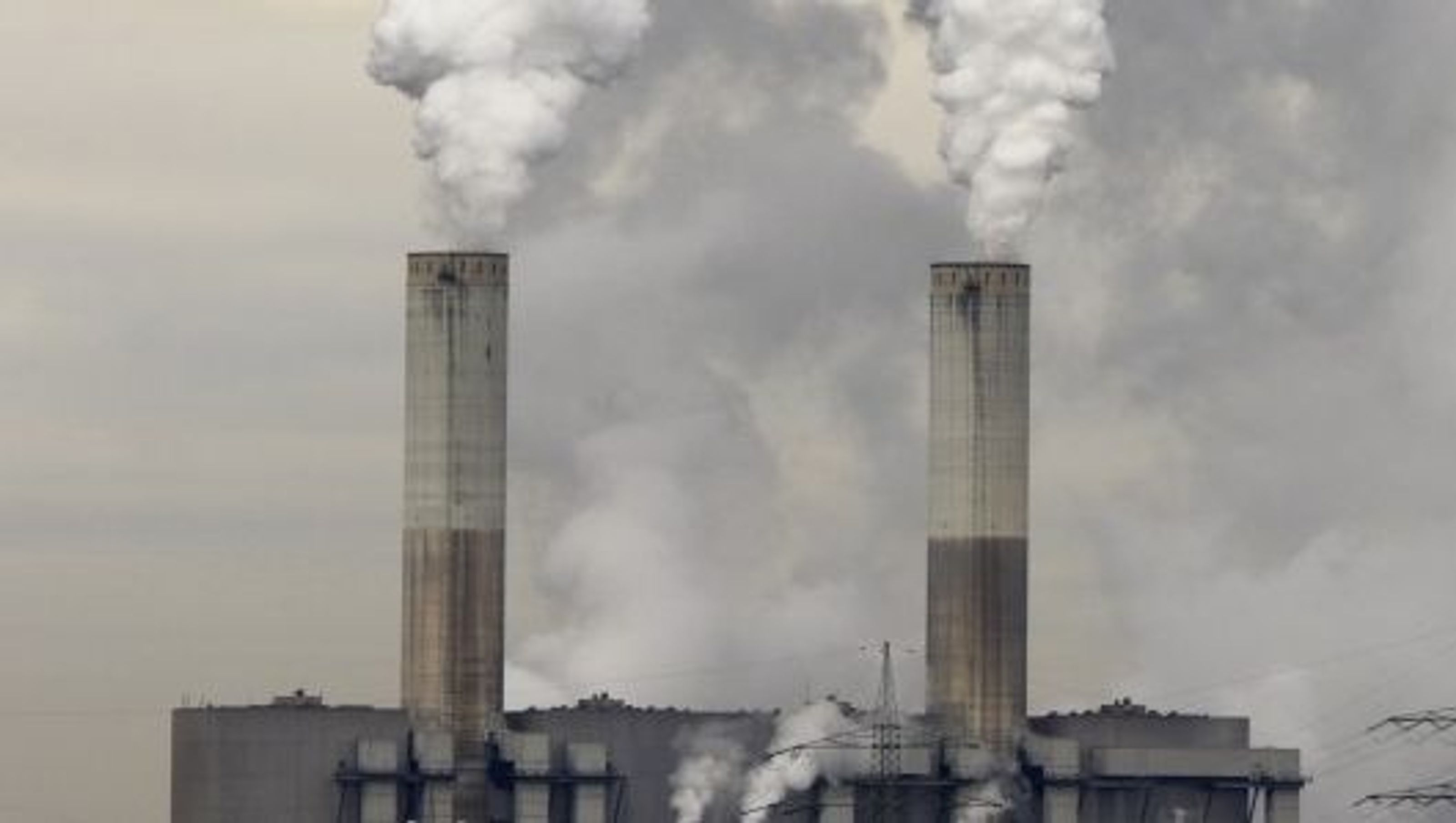 Study finds a race gap in air pollution — whites largely