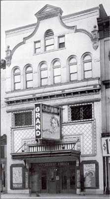 Richmond Va , The Bluebird/Grand Theatre in 2019 | Old