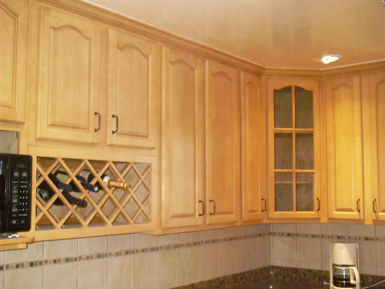 kitchen cabinets wholesale priced kitchen cabinets oak cathedral ...