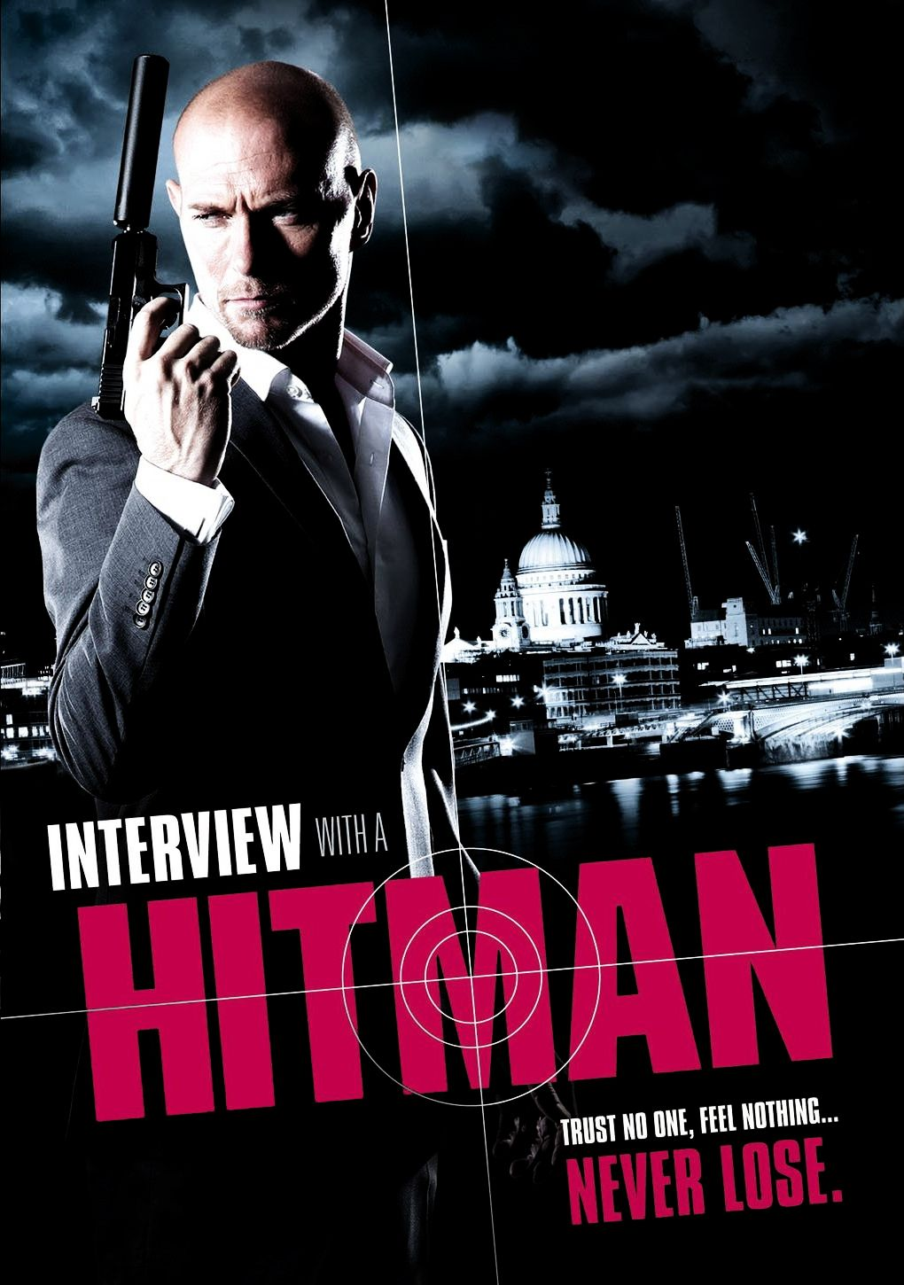 Luke Goss Stars In Interview With A Hitman Coming Out March 5 Hitman Movie Movies Online Free Movies Online