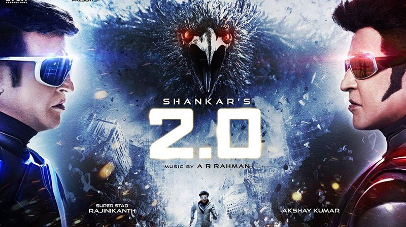 2 Point 0 Official Movie Teaser