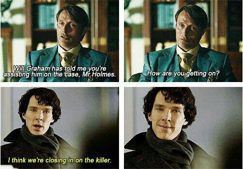 Hannibal/Sherlock
