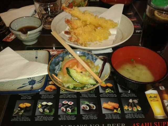 Japanese/Korean food :)