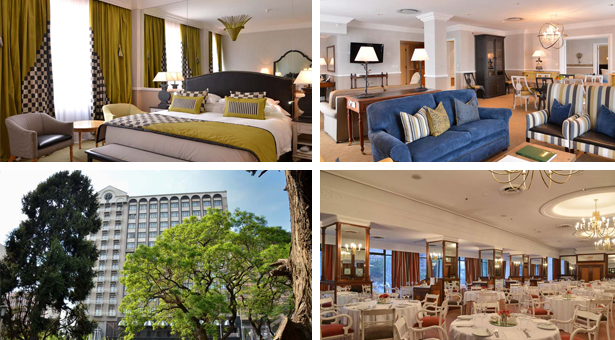 Meikles Hotel A 5 Star With One Of Kind Experience In Harare