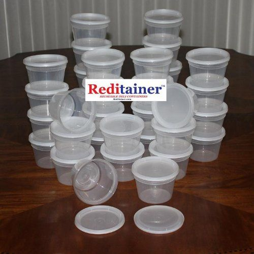 Reditainer Deli Food Storage Containers with Lid, 16-Ounce, 36-Pack Reditainer http://www.amazon.com/dp/B00M9Z4SXY/ref=cm_sw_r_pi_dp_UQVRub18X6B6P