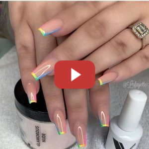 Learn To Make Amazing Acrylic Nails For 2020 In 2020 Acrylic Nails Nails Squoval Nails