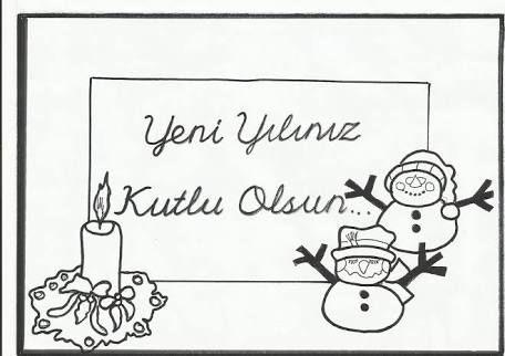 Yeni Yıl Kartları Okul öncesi Ile Ilgili Görsel Sonucu Okul öncesi
