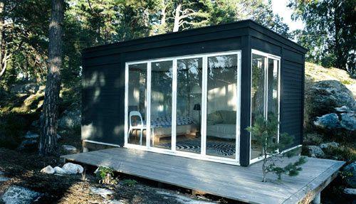 Kenjo Cabin Like Prefab Guest House Or Studio Prefab Guest