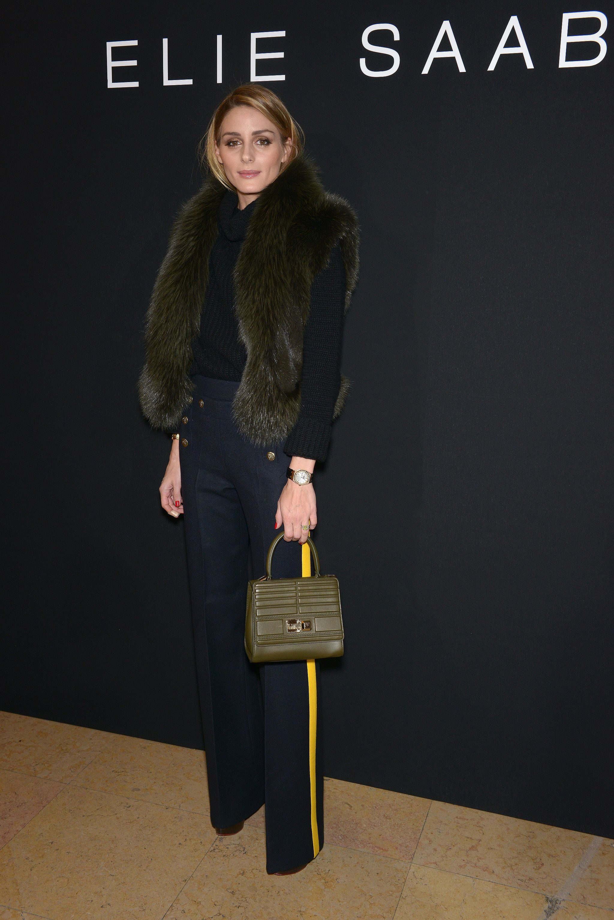 Olivia Palermo's Paris Fashion Week Outfits Are So Good They'll Bring Tears to Your Eyes