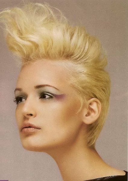Halloween Costume Ideas For Girls With Short Hair.Faux Hawk Halloween Costume Ideas Mohawk Hairstyles For Women