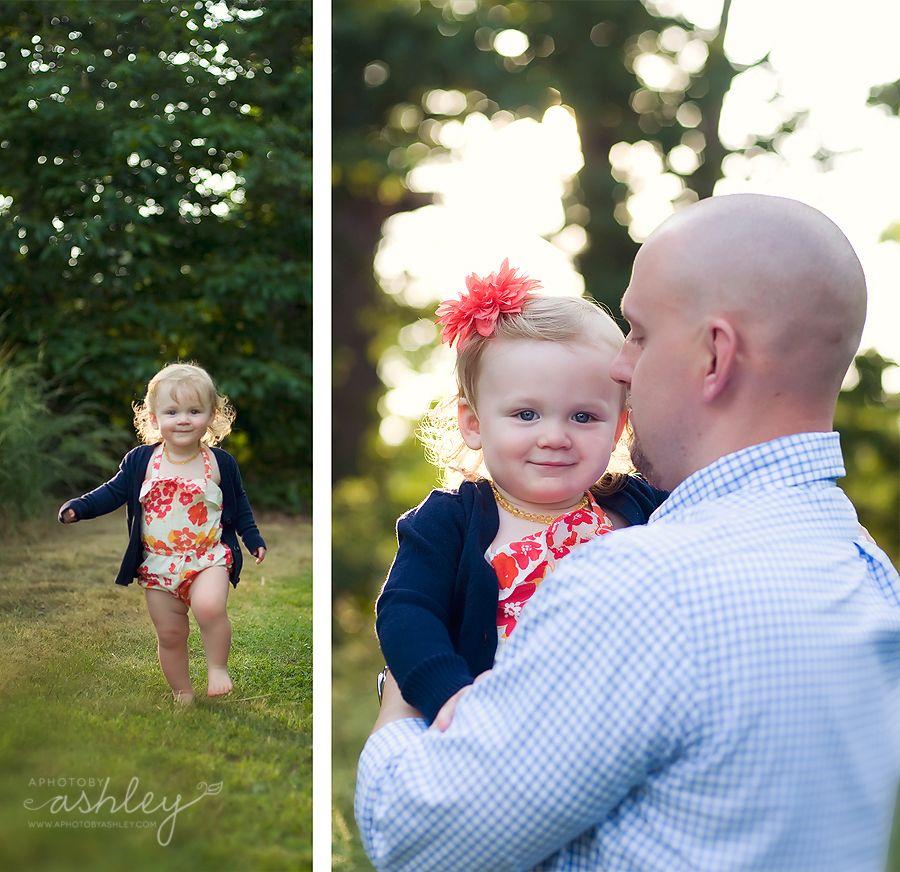 Family Portraits in Field | Winston-Salem, NC Wedding Photographer