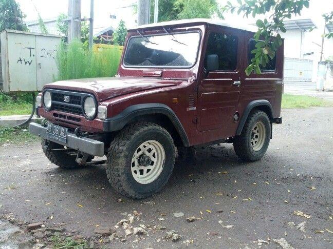 Daihatsu Taft Ranger 4x4 Mobil
