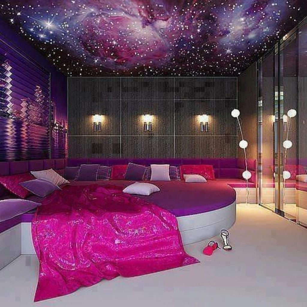 Best Bedroom Very Beautiful Bedroom With Nature Themed 640 x 480