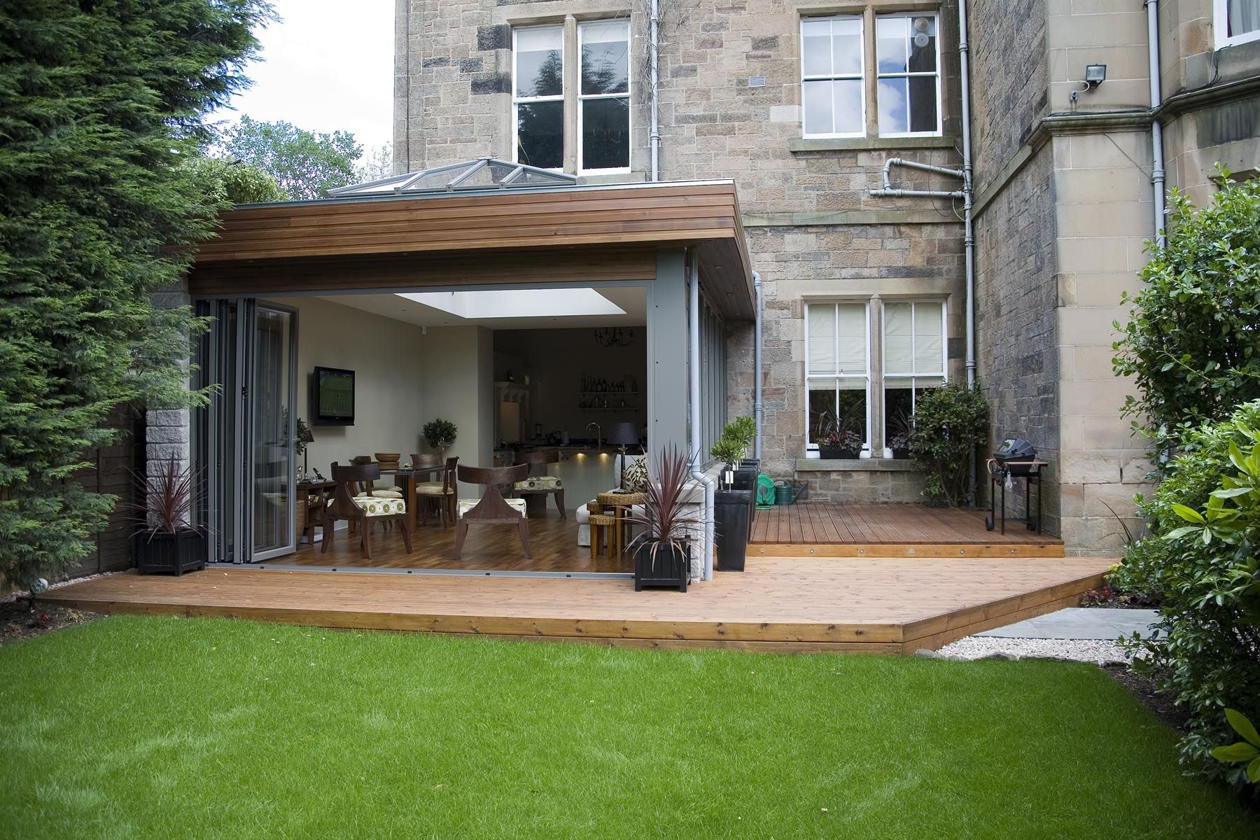 Orangery extension ideas pinterest orangery for Garden house extension