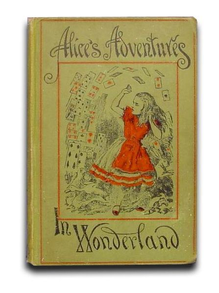 The Evolution Of Alice In Wonderland A Book Cover Odyssey
