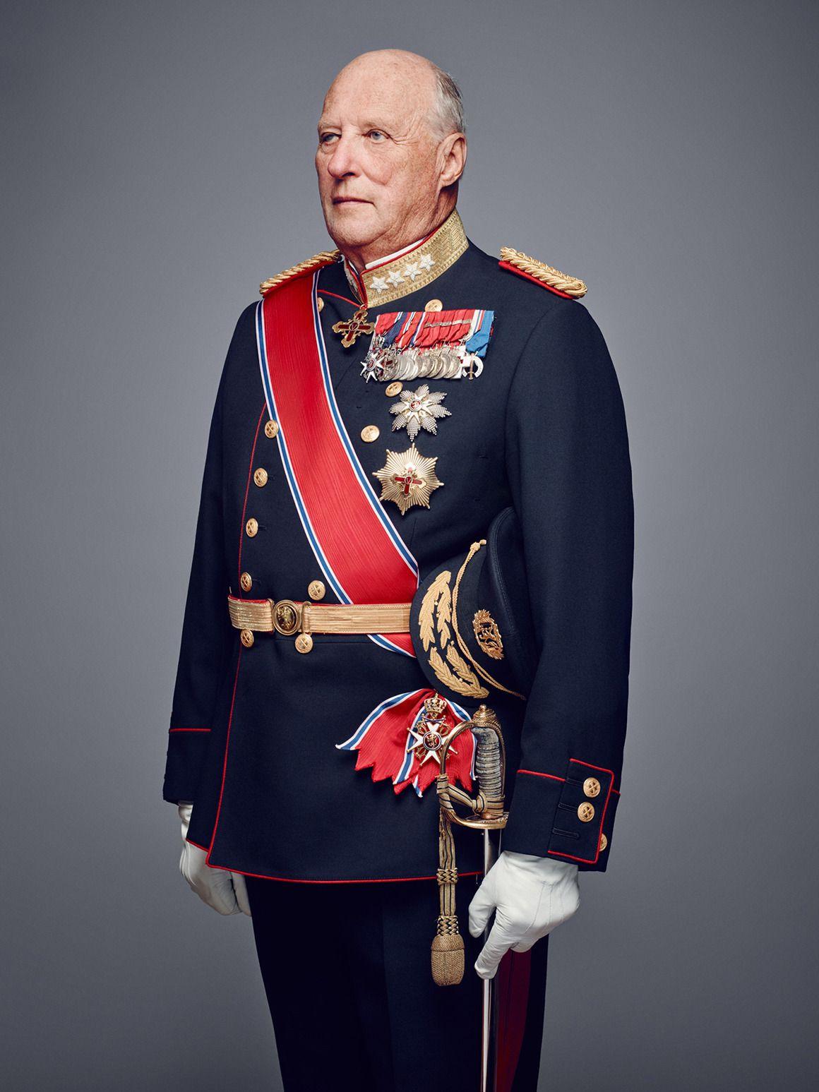 King Herald V   Norwegian royalty, Royal, Royal family
