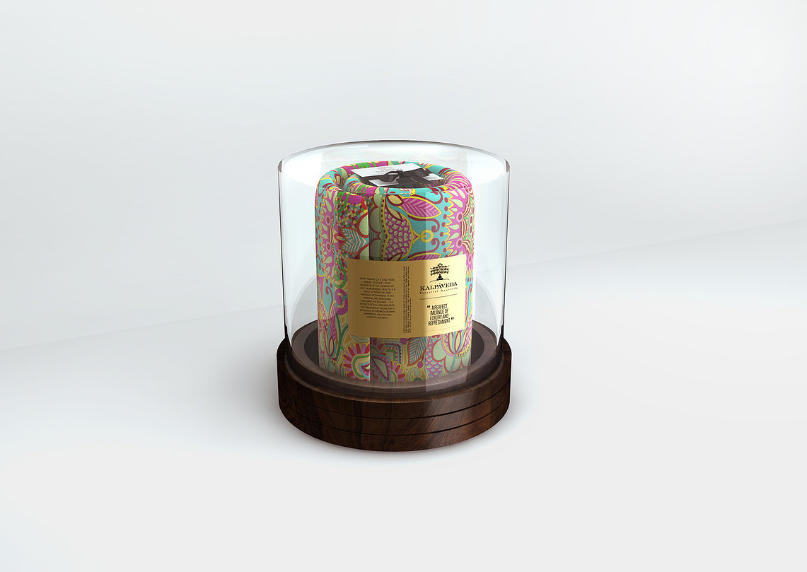 Pashmina Packaging Concept by Janous Design