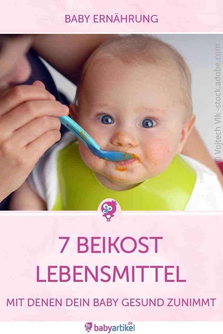 Baby Zunehmen Tipps