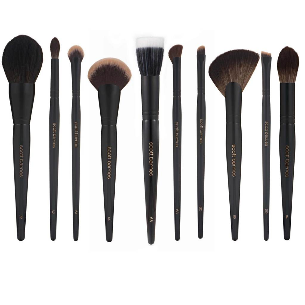 The Complete Pro Series Set 10 Brushes in 2020 How to