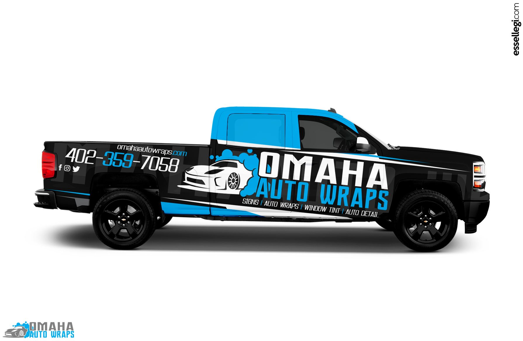 Turn to the professionals at Omaha Auto Wraps to get