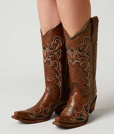 8a1e73220a4 Circle G by Corral Embroidered Cowboy Boot