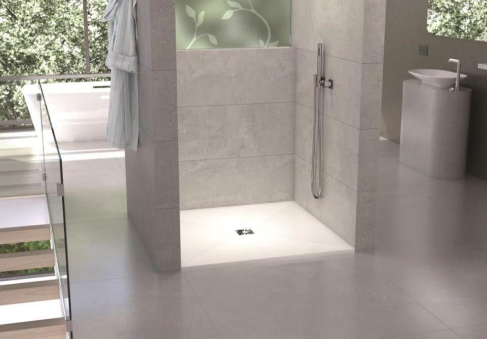 Receveur fundo top slim wedi pr t poser r novation - Joint pret a poser salle de bain ...