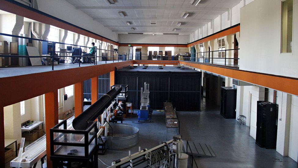Gund Hall Floor Plan