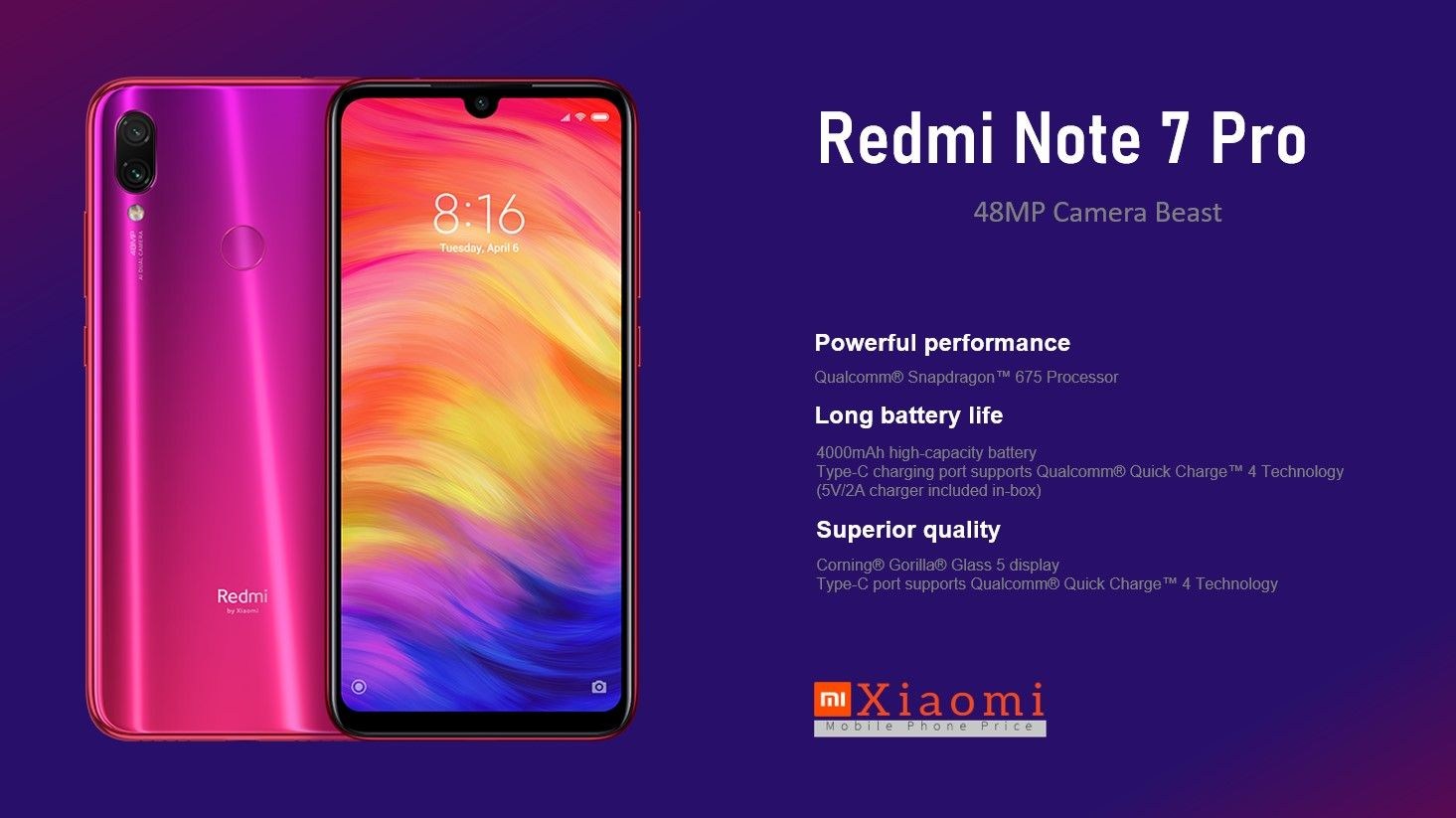 Xiaomi Redmi Note 7 Pro Xiaomi 7 Pro Note 7