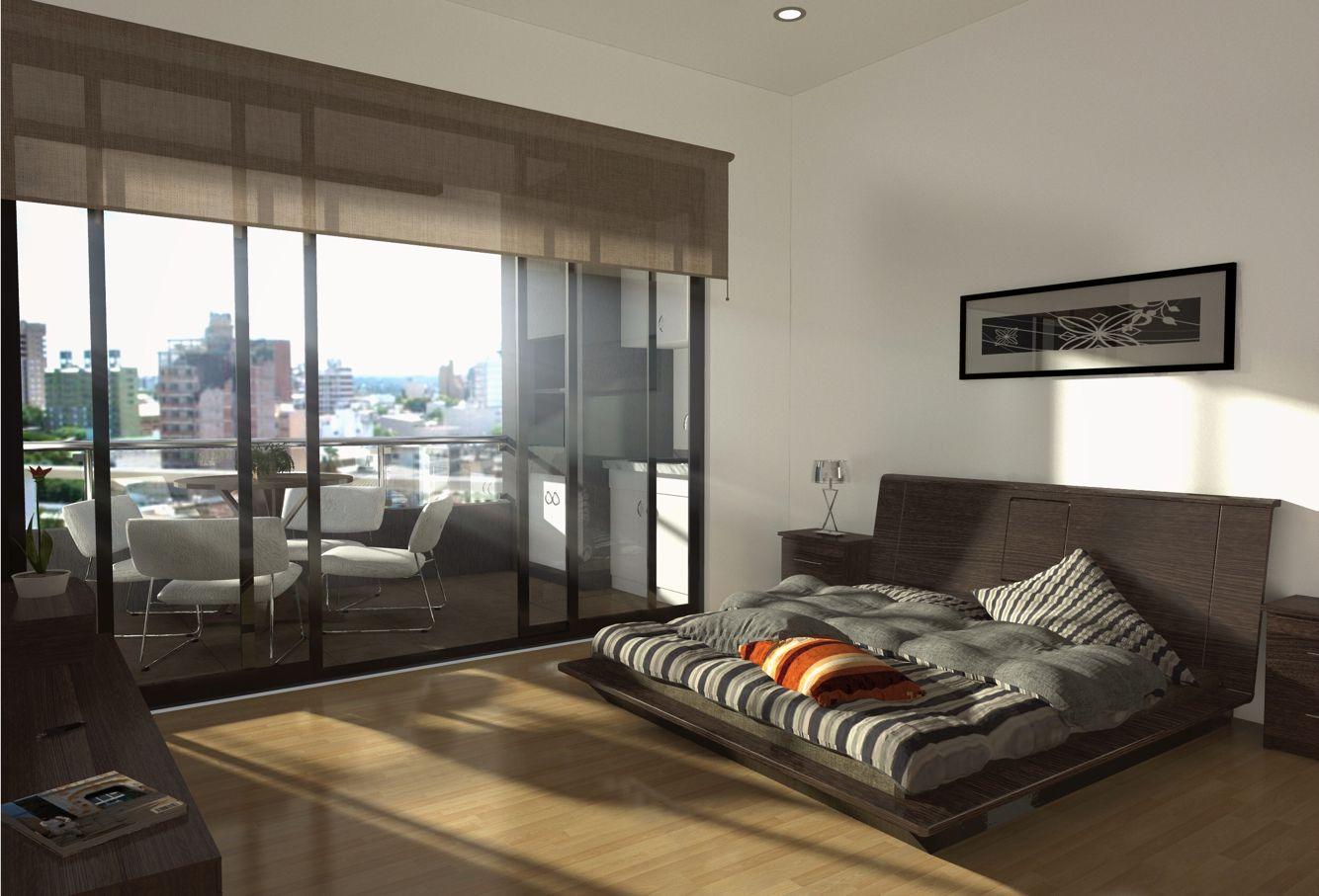Dormitorios amplios